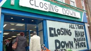 JJB shop in Dorchester
