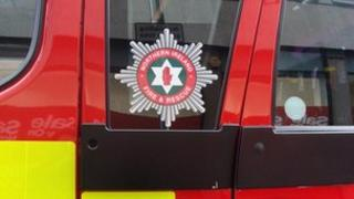 Fire and Rescue Service logo