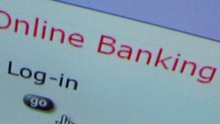 Bank login