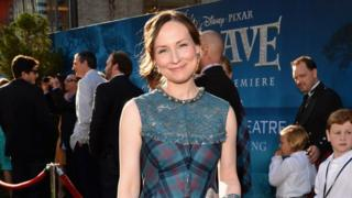 julie fowlis at brave premiere