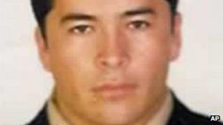 File picture of Heriberto Lazcano