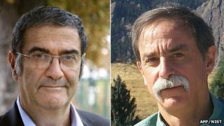 Serge Haroche and David Wineland