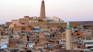 The town of Ghardaia