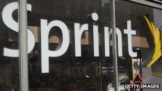 Sprint shop in Chicago