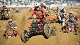 RHL Beach Race at Weston-super-Mare