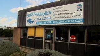 Subaquaholics office