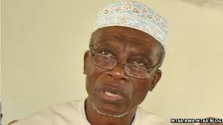 Sheikh Ponda Issa Ponda's