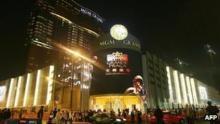 MGM Grand in Macau