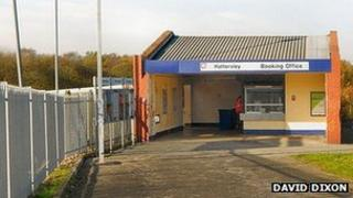 Hattersley station