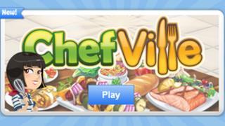 Zynga ChefVille game logo