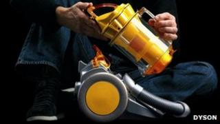 Dyson DC12 vacuum cleaner