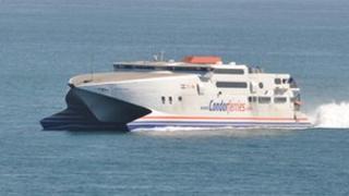 Condor Rapide ferry