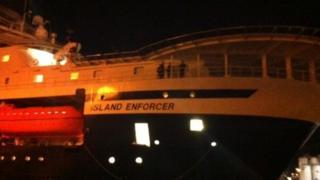 Island Enforcer