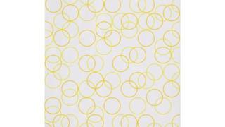 Bridget Riley, Two Yellows, Composition with Circles 4, 2011. © 2012 Bridget Riley. Courtesy Karsten Schubert, London