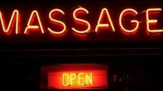 Massage parlour