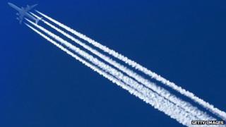 File photo of a plane