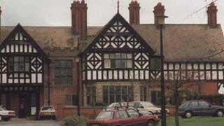 Bryn Estyn care home, Wrexham in 1992