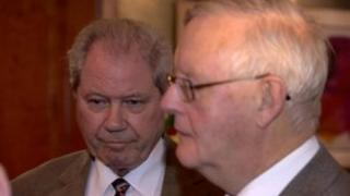 Jim Sillars and Gordon Wilson