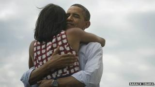 Picture posted by Barack Obama on Twitter