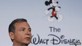 Walt Disney chairman Robert Iger