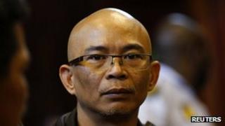 Thai national Chumlong Lemtongthai attends a hearing at Kempton Park Magistrate's Court on 7 November