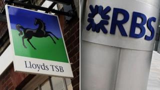 Lloyds RBS