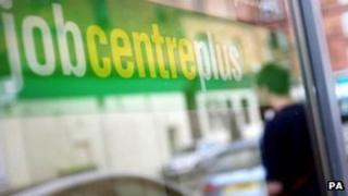 Job Centre Plus in Glasgow