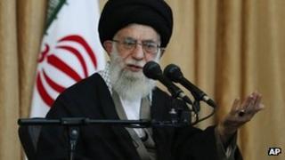 Ayatollah Ali Khamenei (October 2012)