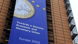 EU Commission building, Brussels