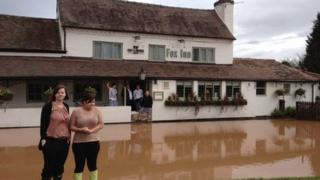Fox Inn at Bransford