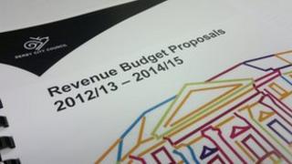 Derby City Council budget cuts
