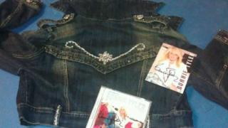Bonnie Tyler's jacket