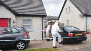 Pauline Haveron's body was found in a house at Huntingdale Green, Ballyclare