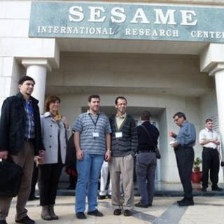 SESAME staff