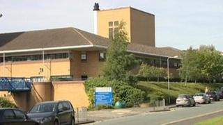 Cannock hospital