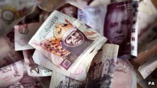 Scottish cash