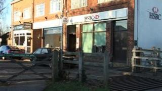 HSBC in Brockenhurst