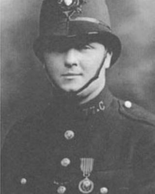 Constable Goronwy Evans