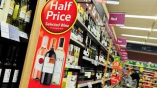 Supermarket offer
