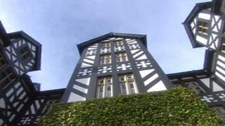 Gregynog Hall, Powys