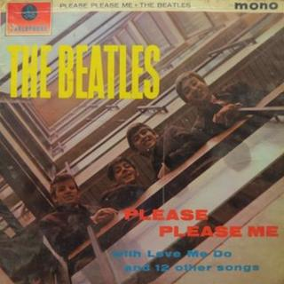 Beatles album Please Please Me
