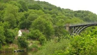 Ironbridge gorge