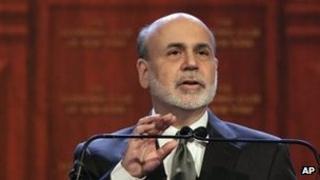 Chairman US Federal Reserve, Ben Bernanke