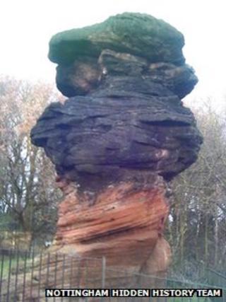Hemlock Stone