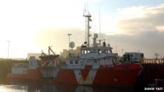 Vos Sailor in Fraserburgh