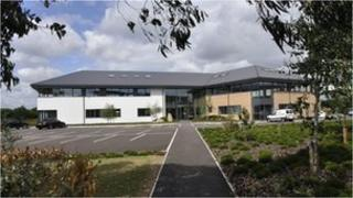 Shrewsbury Business Park
