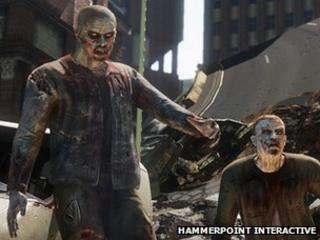 Screenshot from The War Z