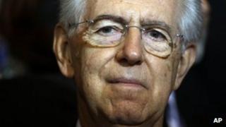 Mario Monti (21 Dec 2012)