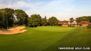 Tandridge Golf Club
