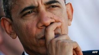 US President Barack Obama. Photo: 23 December 2012